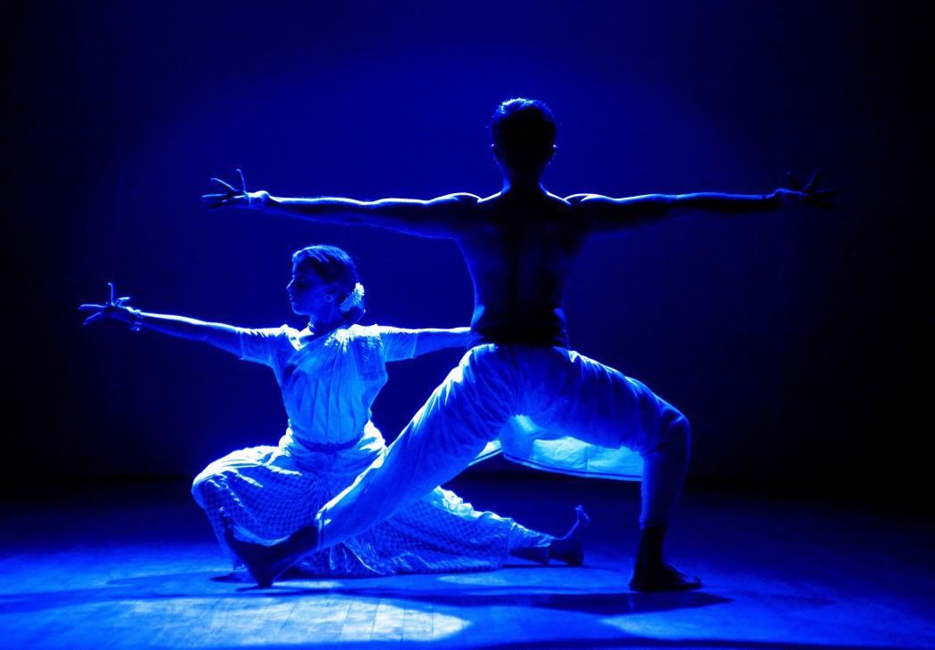 nirantara Blue - photo by Srivatsa Shandaliya