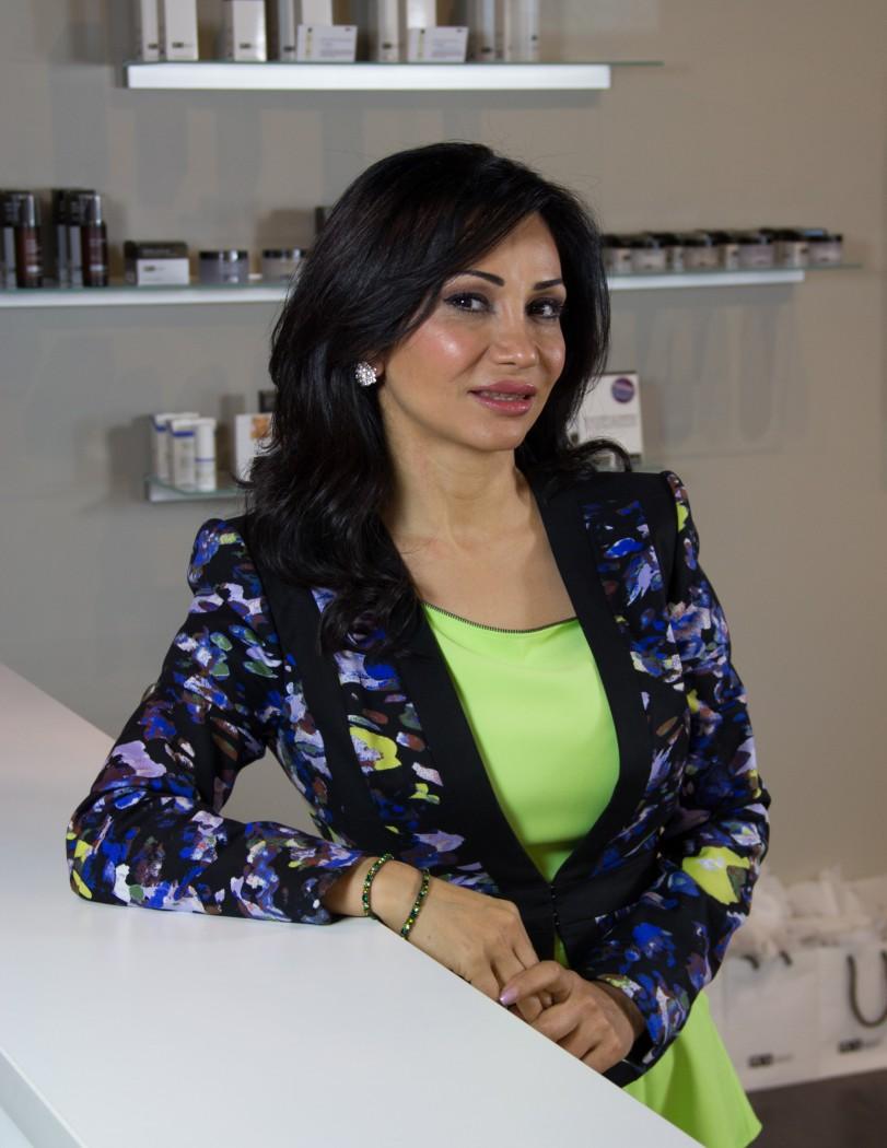 Vian Sharef, owner, Dermedix, interview on Shannon Skinner Live on VoiceAmerica Women