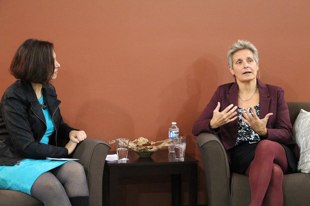 Peta Bonham-Smith, Dean of Arts & Science at University of Saskatchewan interviewed by Shannon Skinner