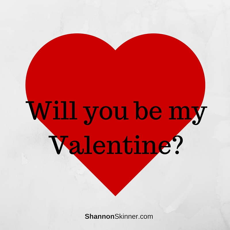So Today, Instead Of Feeling Sorry For Myself Because I Donu0027t Have That ONE  Special Valentine, I Am Going To Reach Out To All My MANY Friends And Ask:  Will ...