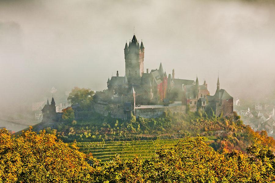 Mosel German Wine region