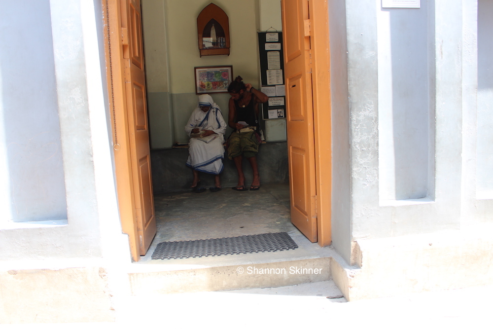 Mother Teresa Ashram in Kolkata, Calcutta