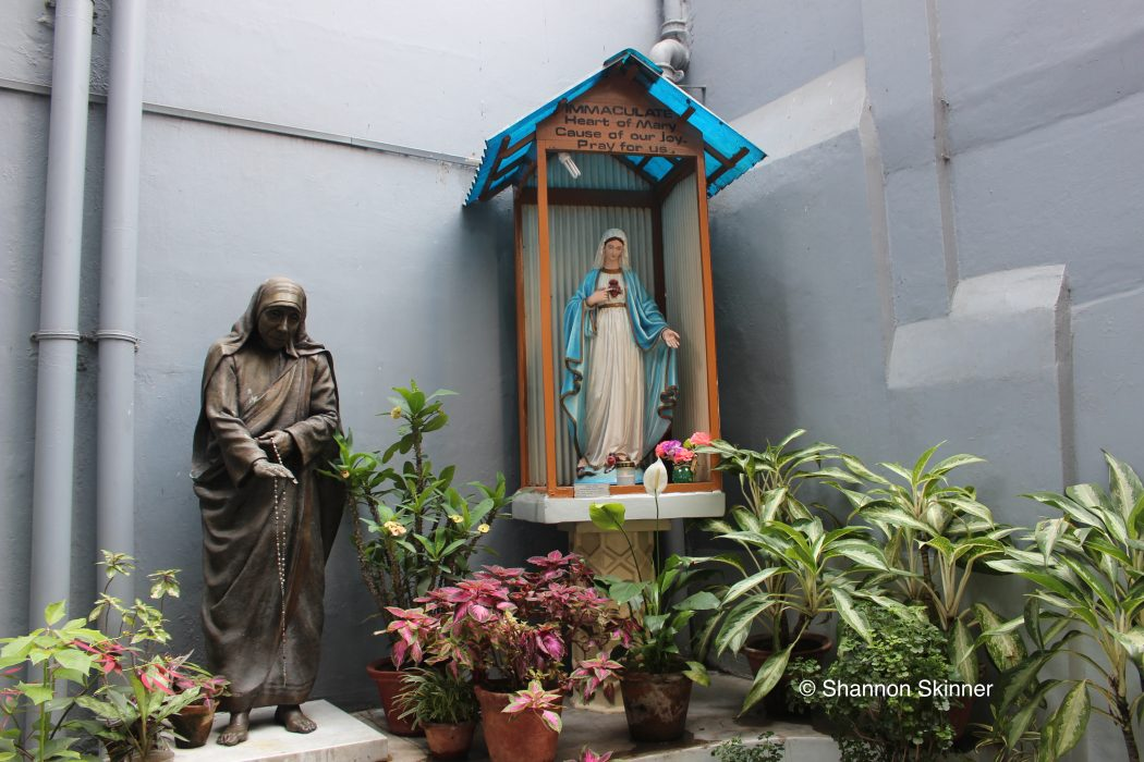 Mother Teresa, ashram, Missionaries of Charity, Calcutta, Kolkata, India, travel