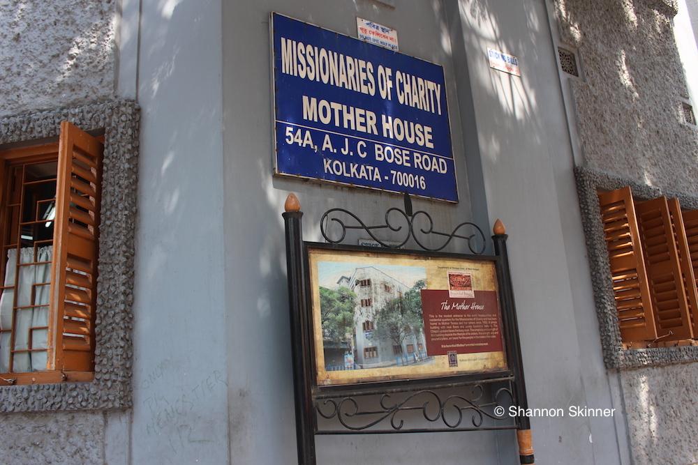 Mother Teresa, ashram, Missionaries of Charity, Calcutta, Kolkata, India, travel