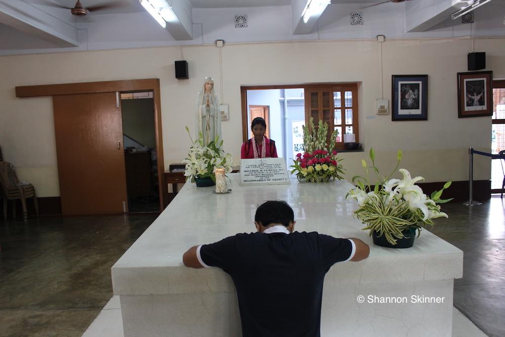 Mother Teresa ashram, Missionaries of Charity, Calcutta, Kolkata, India, travel