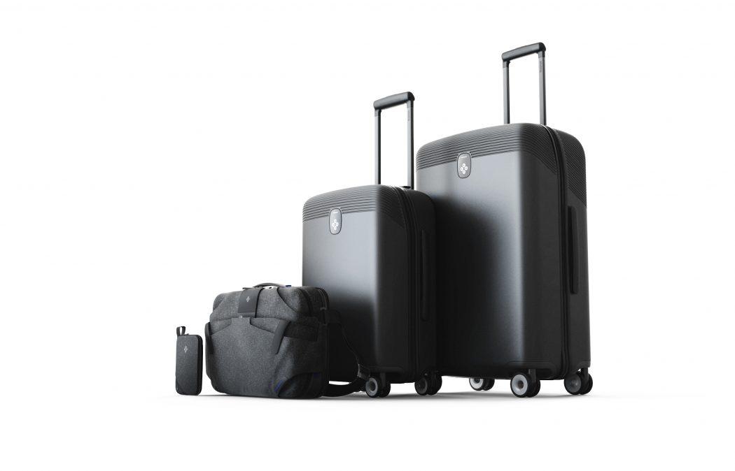 Bluesmart luggage travel