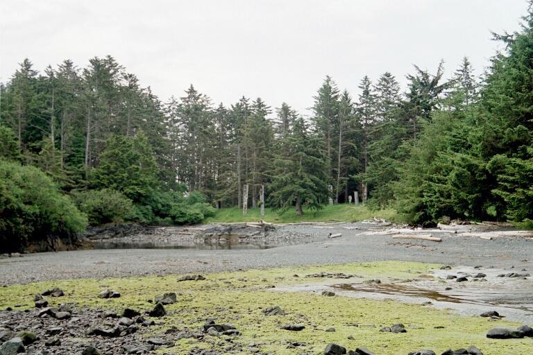 Haida village, Canada, UNESCO