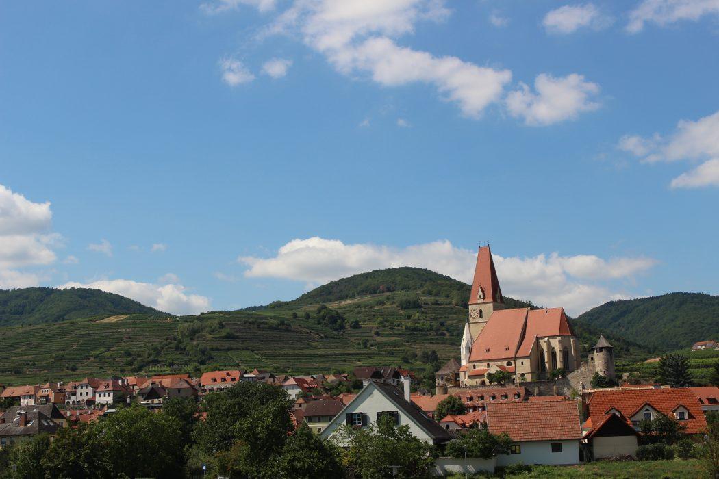 wachau, austria, viking river cruises, viking river, danube, cruise, travel, tourism, nature, wine, vineyard, gottweig abbey, monastery, monks, wineries, shannon skinner