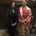 An evening in Japan event in Toronto hosted by Japan National Tourism.