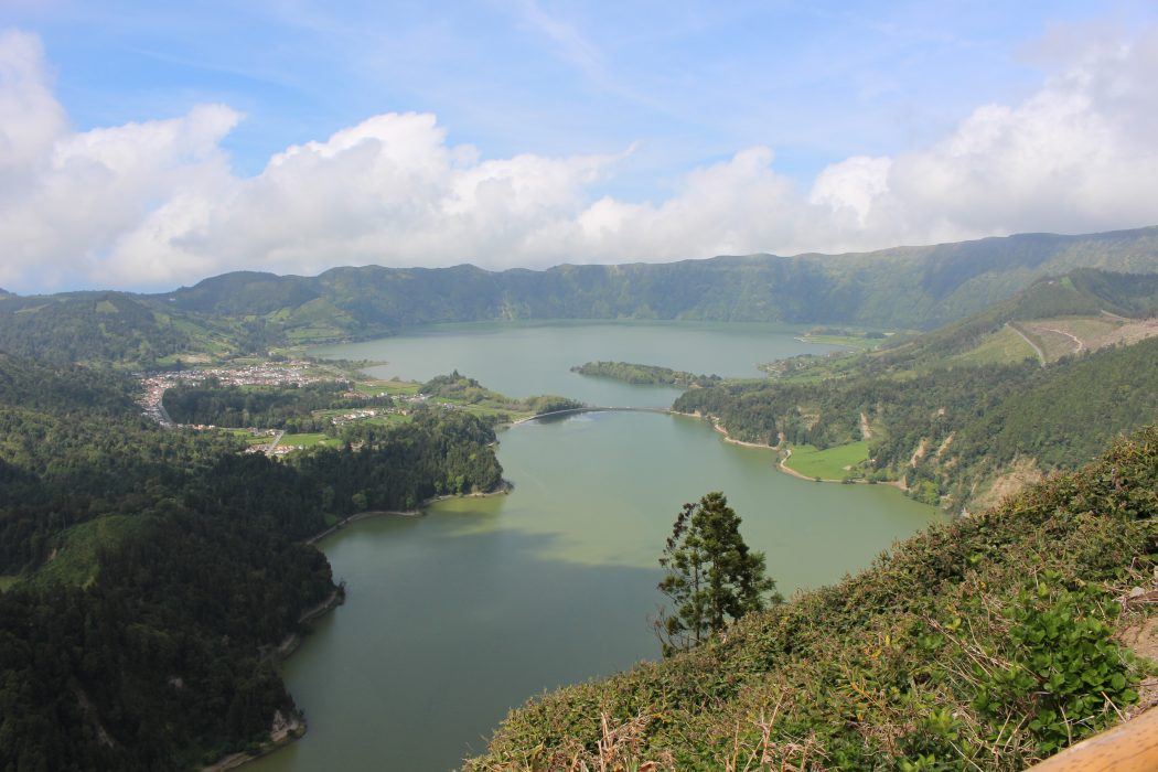 Shannon Skinner travels to Sao Miguel, Azores