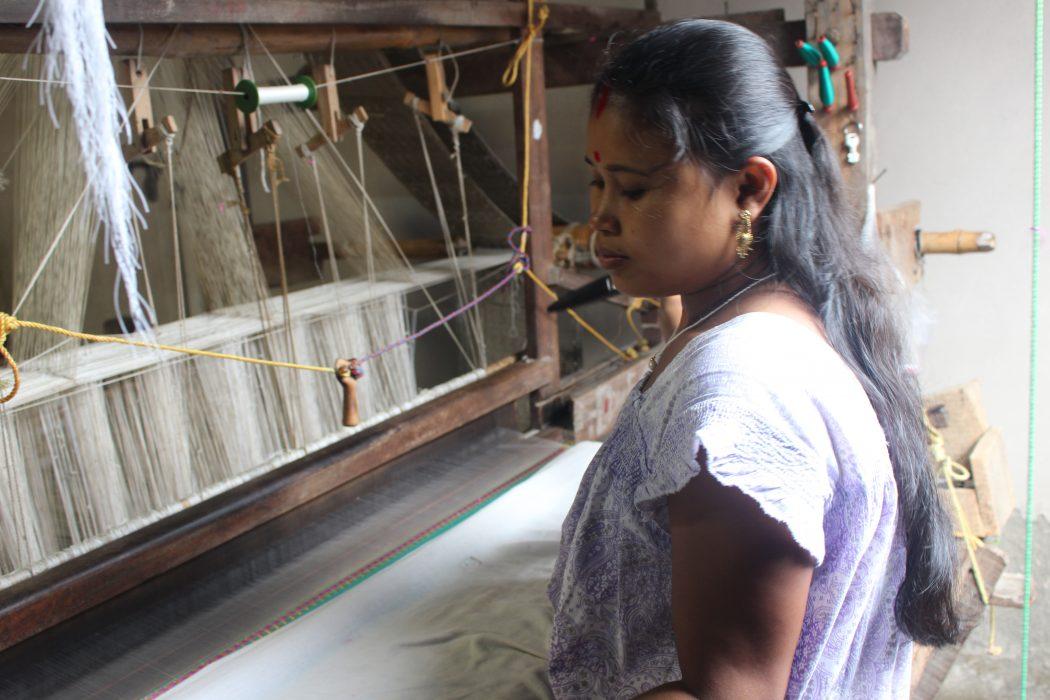 Shannon Skinner visits Assam, India