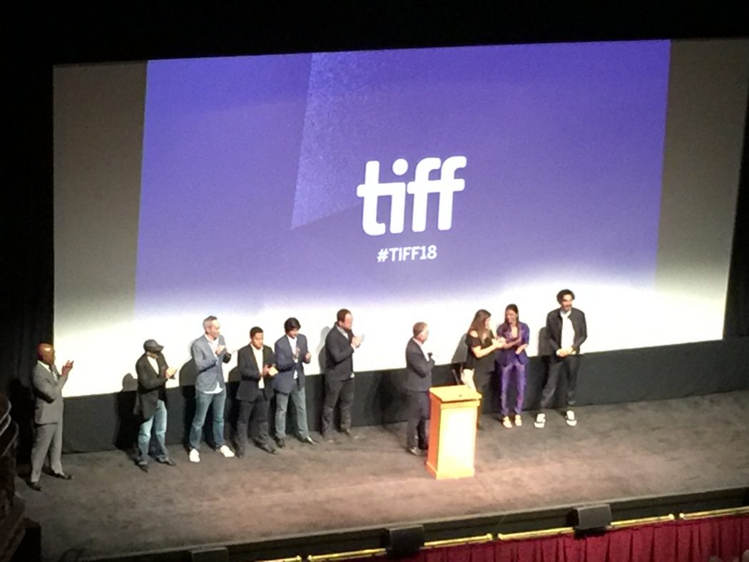 Shannon Skinner reviews The Wedding Guest movie at TIFF